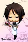 Chef Sebastian