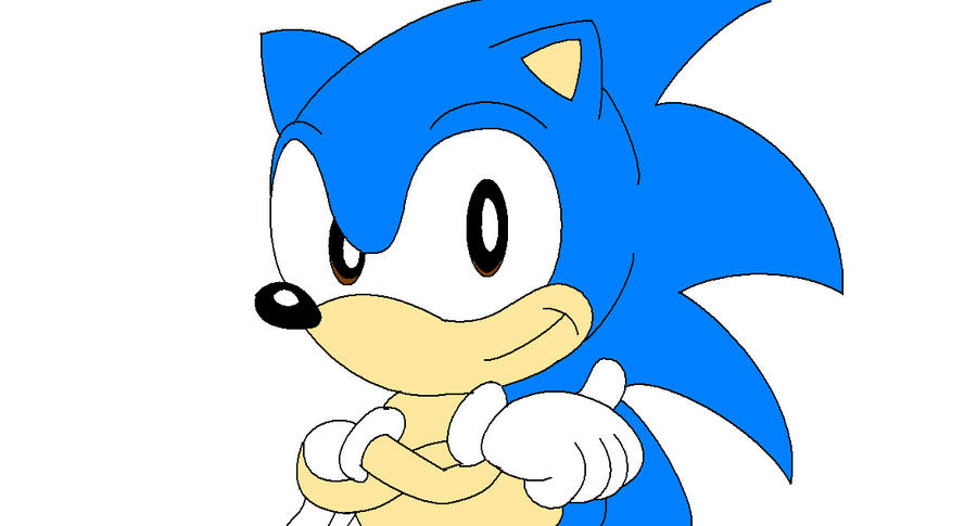 Young Sonic The Hedgehog By Japanxpocky On Deviantart