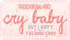 Cry Baby | Melanie Martinez by JustYoungHeroes