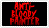 Anti-Bloody Painter by JustYoungHeroes