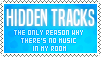 Hidden tracks by JustYoungHeroes
