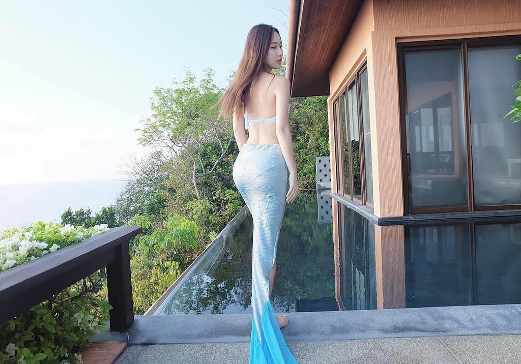 mermaid by dedsec27