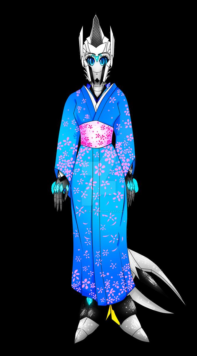 TFP: Orion -kimono- by Orion-Cross