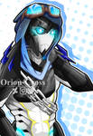 Genderbend Orion-Cross