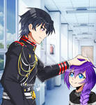 Guren and Lilu by Orion-Cross