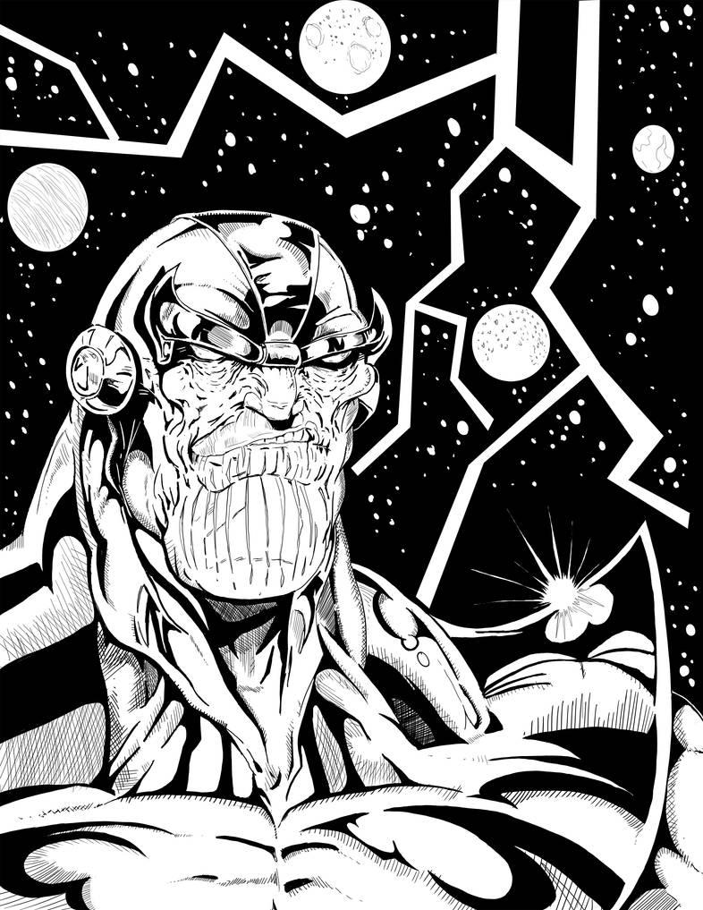 Thanos2 by sdooley