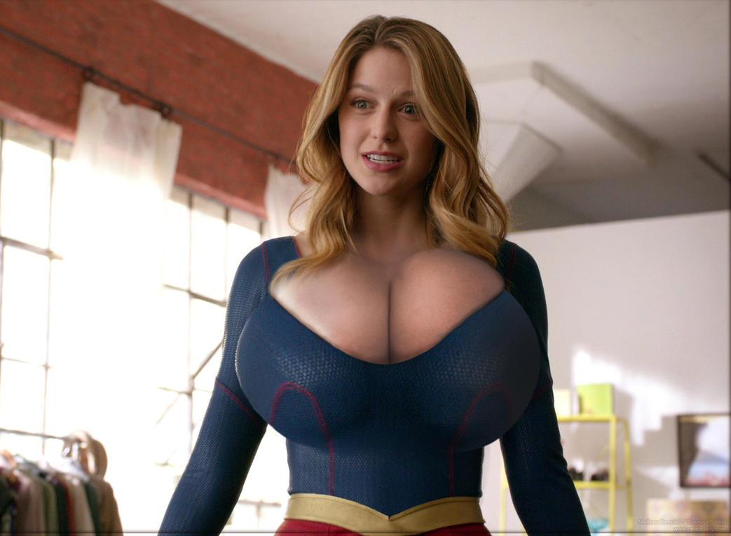 Biceps and big boobs 2