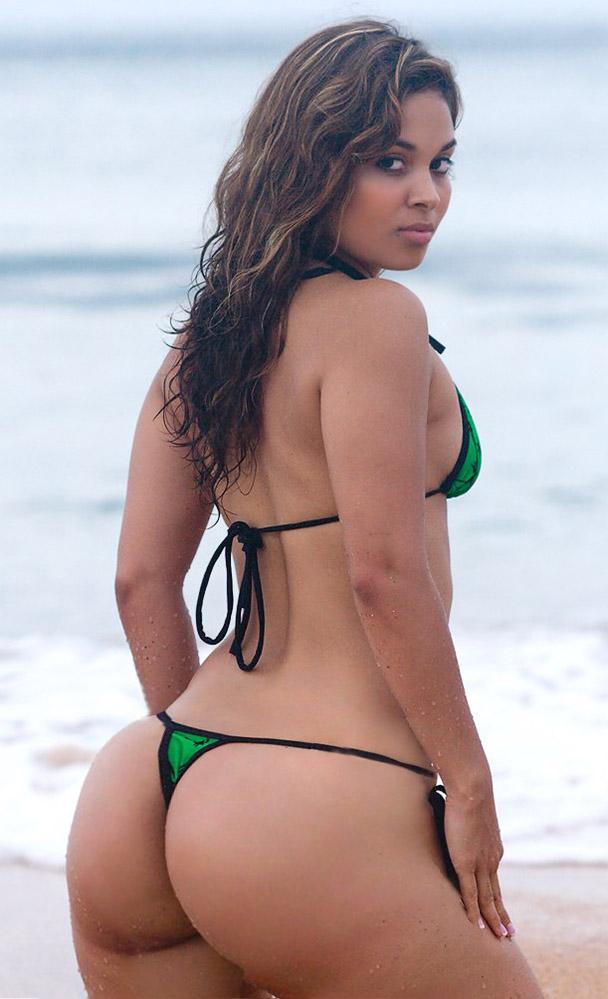 Florida Bikinis Booty Morph108 by kenmasters33