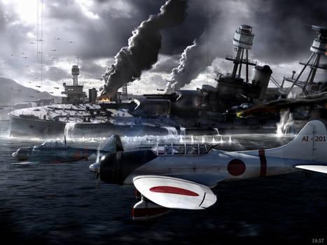 Pearl Harbor on Sun day