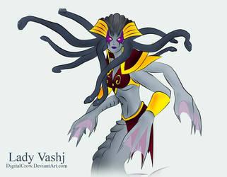 Lady Vashj