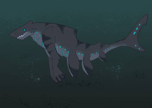 Sea monster adopt (sold)