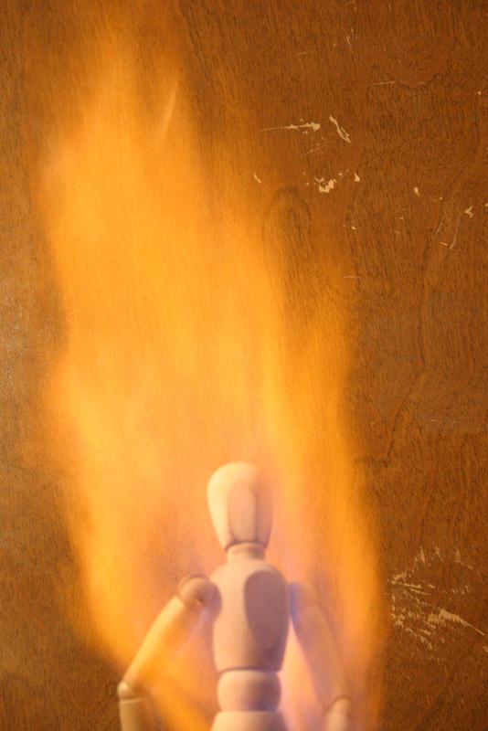 Burning Courage by kingkool6