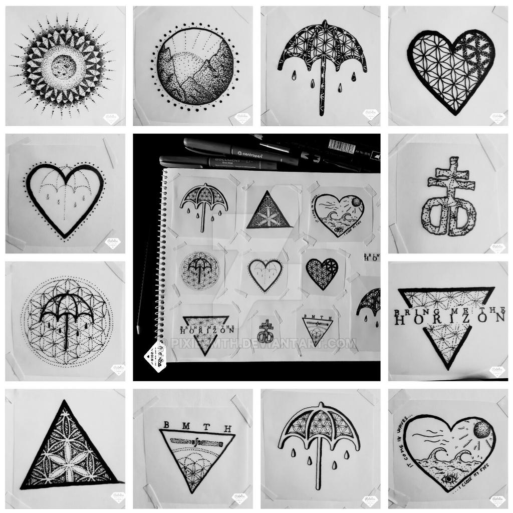 tattoo designs bmth2 by pixiebmth on deviantart