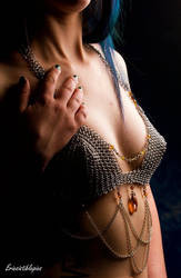 Chainlink Bikini top