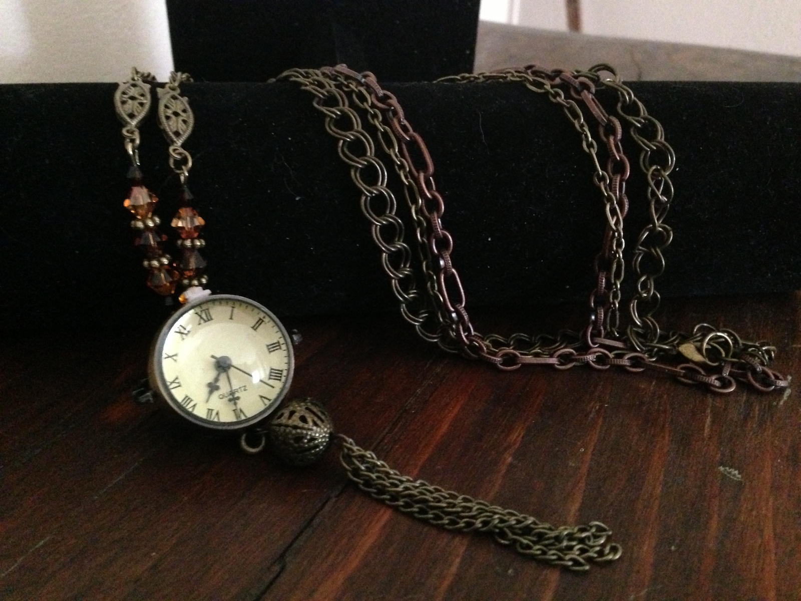 Time Traveler by NikidaEve