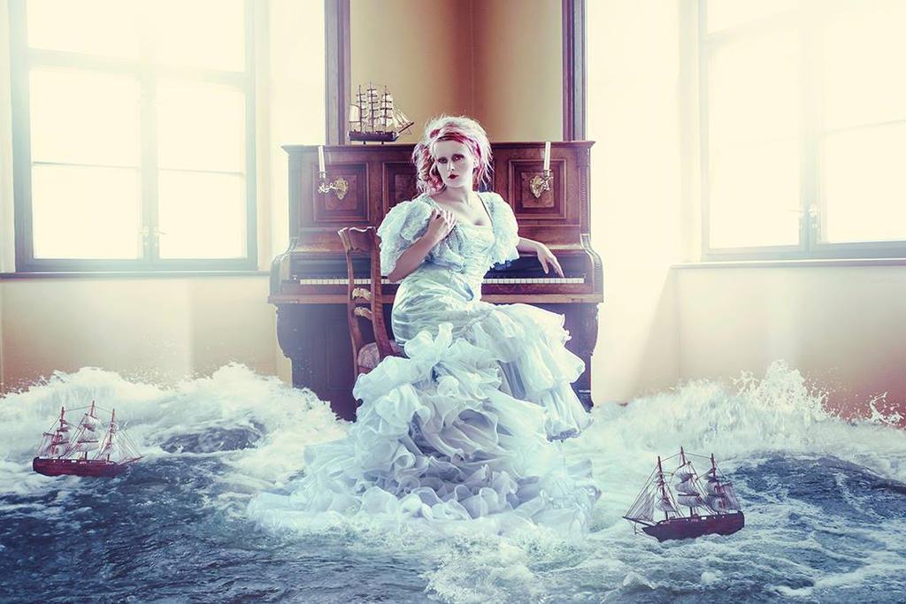 Sail away by BloodyKyra