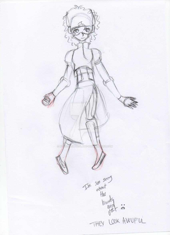 satoko/sage hero 'costume' by Noxiouschocolate-3