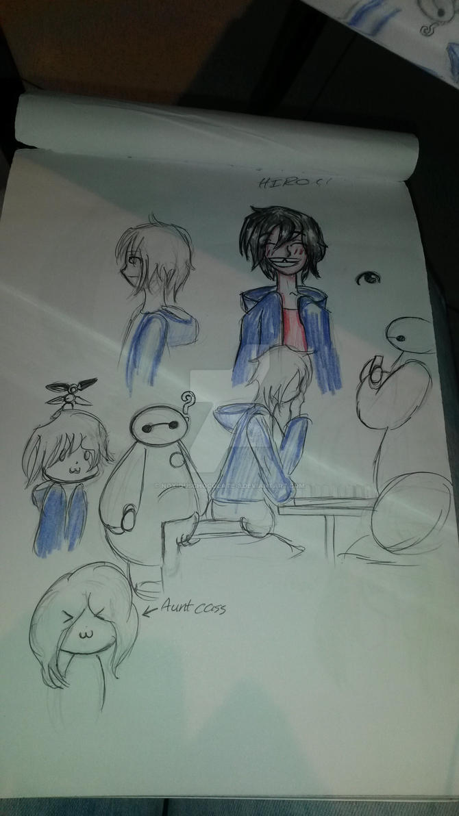 Hiro concept art....thing by Noxiouschocolate-3