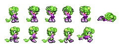 Char Char Sprite Sheet by CharCharCommish