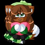 Pixel Art: Lara by CharCharCommish
