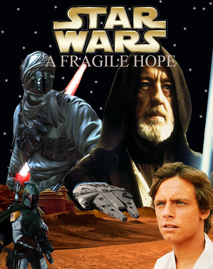Star Wars- A Fragile Hope by Denton743 on DeviantArt