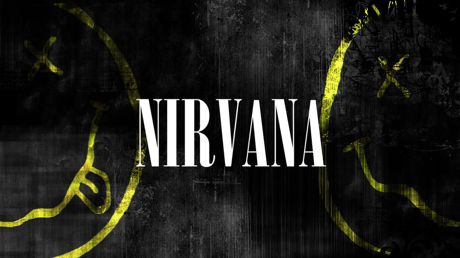 Nirvana Wallpaper by cheyenne21 on DeviantArt