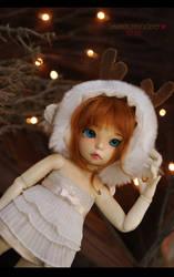 Sweet Reindeer 6 by Pandora-BJD