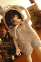 Vanilla Bunny by Pandora-BJD