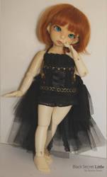 Black-secret Mini by Pandora-BJD