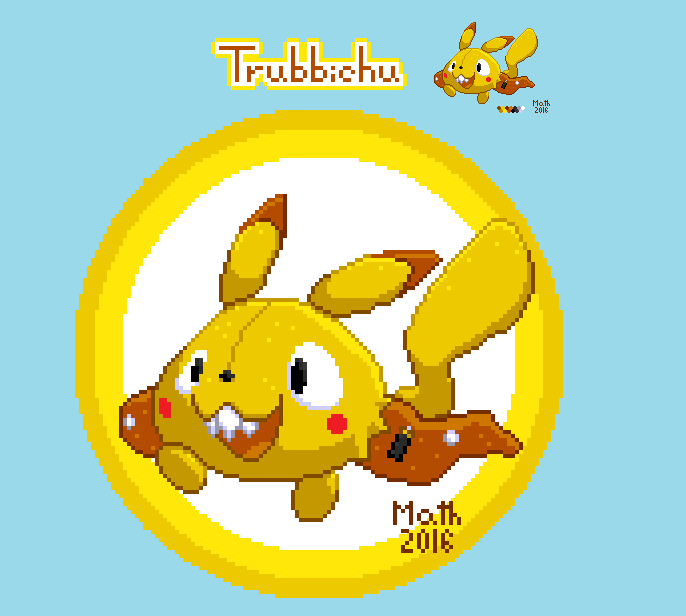 Pokefusion : Trubbichu! by Mathaeuz