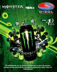 Monster Ad
