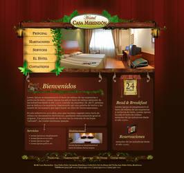 Casa Merendon by EAMejia