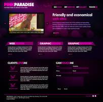PinkParadise Theme