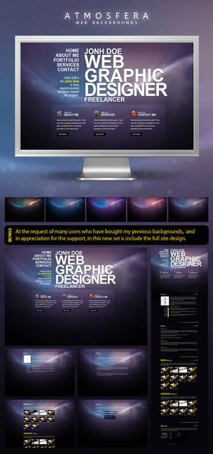 Atmosfera Web Backgrounds