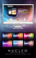 Nucleo Web Backgrounds by EAMejia