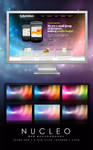 Nucleo Web Backgrounds