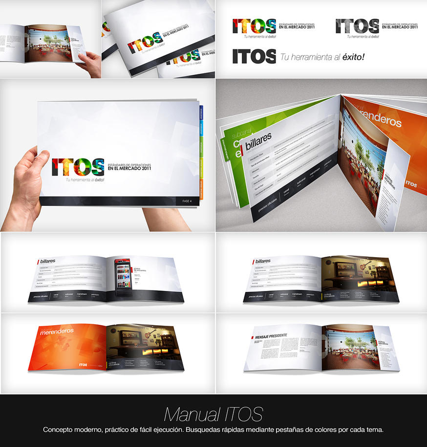 ITOS Brochure by EAMejia