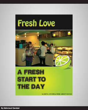 Fresh Love Poster 1