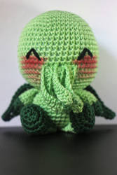Cthulhu by EntranceToInfinity