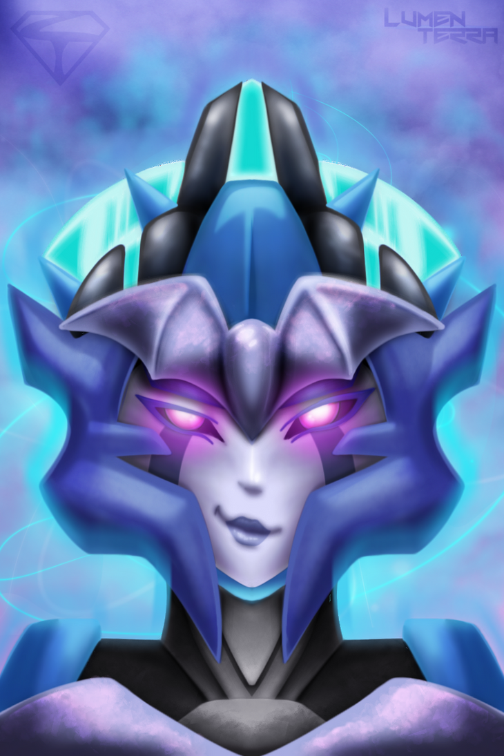 Bluebella: the hunter of the night by Lumen-Terra