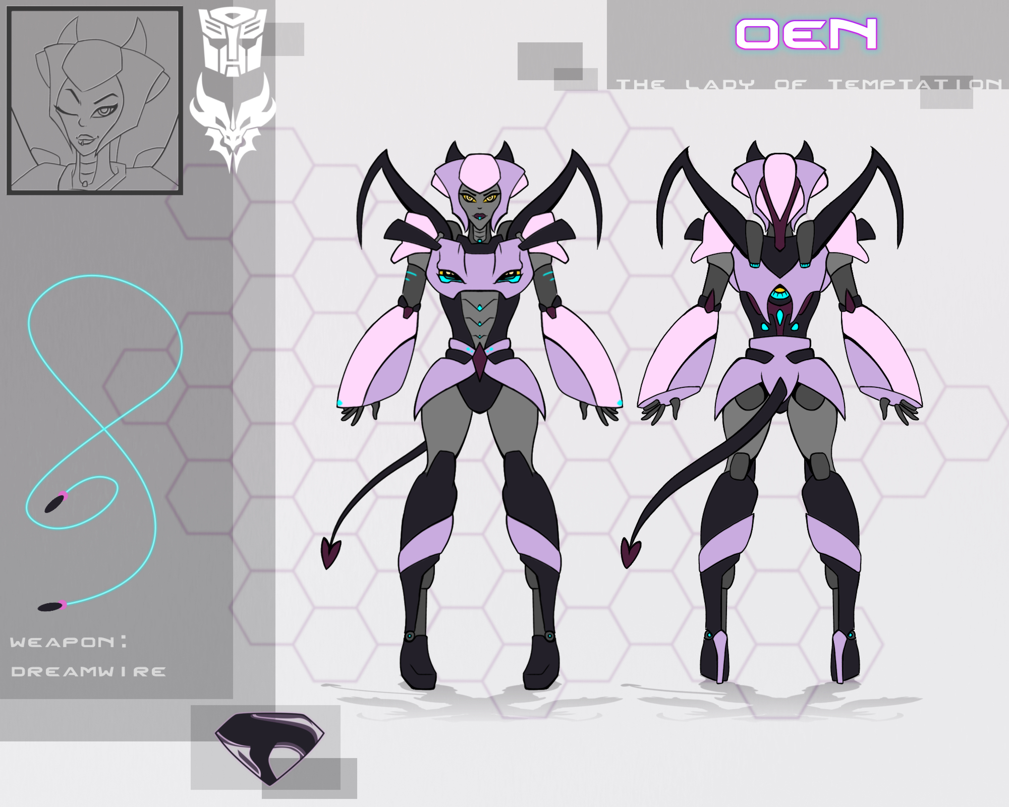 Oen 2.0 Ref by Lumen-Terra