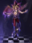 Monarch of Shadows by Lumen-Terra