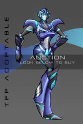 TFP Starlight-Armor adoptable ::Auction OPEN:: by Lumen-Terra
