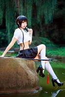 Zone 00 - Mayoko Okino (2) by wooshiyong