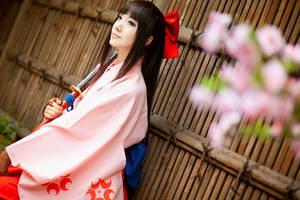Sakura Taisen - Sakura Shinguuji by wooshiyong