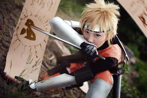 Naruto by wooshiyong