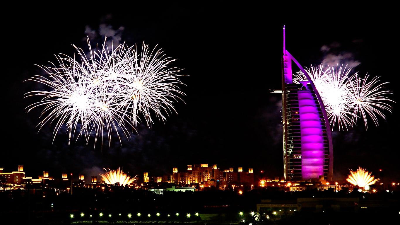 Dubai Fireworks By Memphis46 On Deviantart