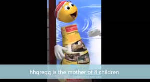 Hhgregg mother