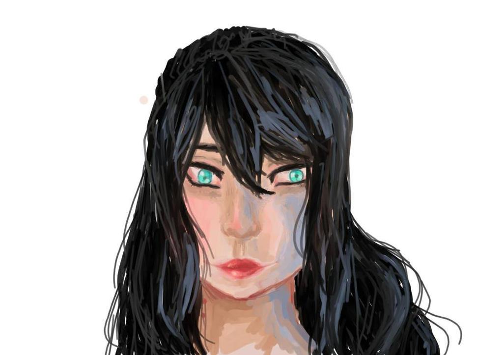 Evelyn (Lynn)  by Markenhonig