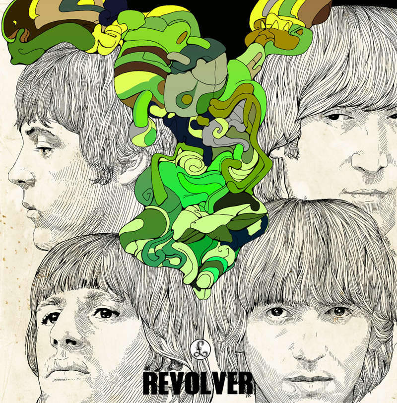 Revolver by miknog